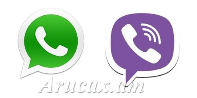 Viber,WhatsApp.iMessage` Գովազդ