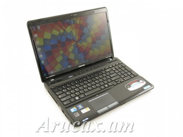 Toshiba Satellite A660 notebook
