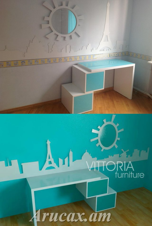 Vittoria Furniture Patverov Kahuyq